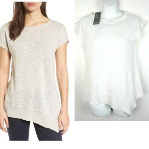 EILEEN FISHER Organic Blend PP PXS White Top NEW